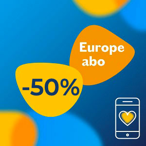 Unlimtierte Anrufe nach Europa + 3GB Roaming für nur 35.-/Monat, für immer!
