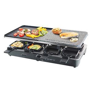 Raclettegerät für 8 Personen