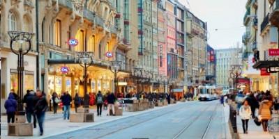 Rue de Rive Genève