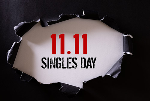 Top start der Single's Day in der Schweiz