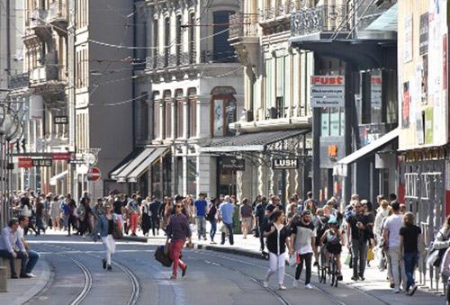 Parcours Shopping à Genève