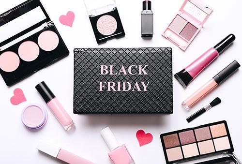 Schönheitsboxen erobern den Black Friday in der Schweiz
