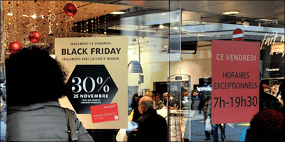 Bilanz des Black Friday