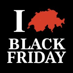 black friday Schweiz