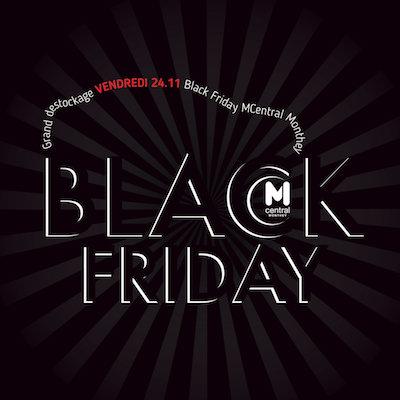 Le Black Friday dans les centres commerciaux en Suisse