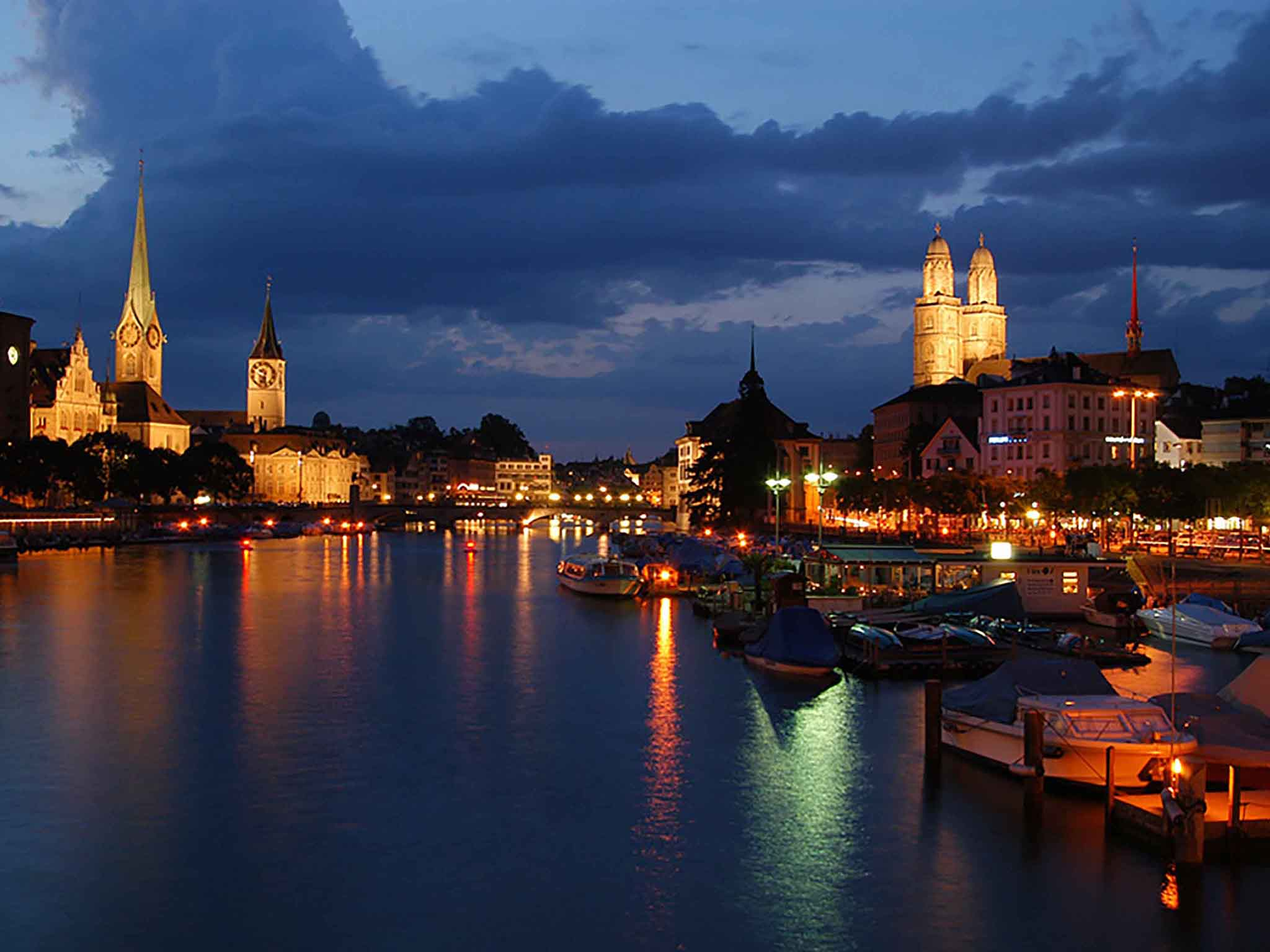 Zurich Black Friday