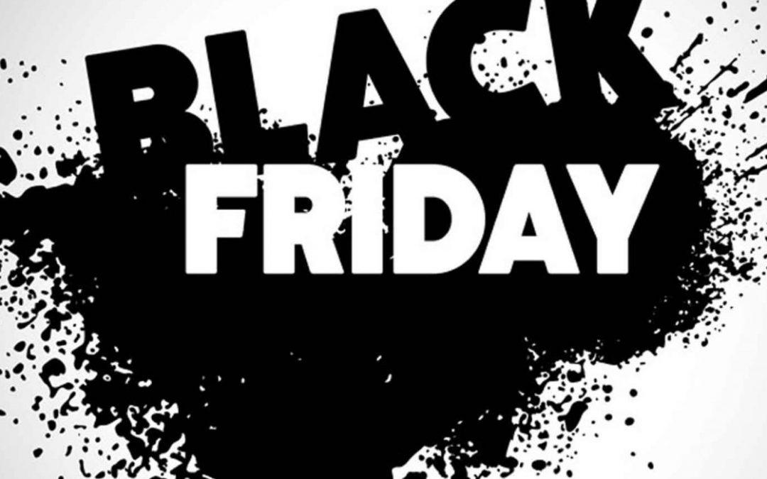 Le Black Friday 2016 à Genève.