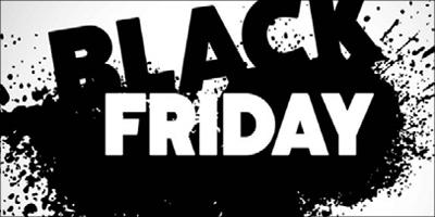 Der Black Friday 2017 in Genf.