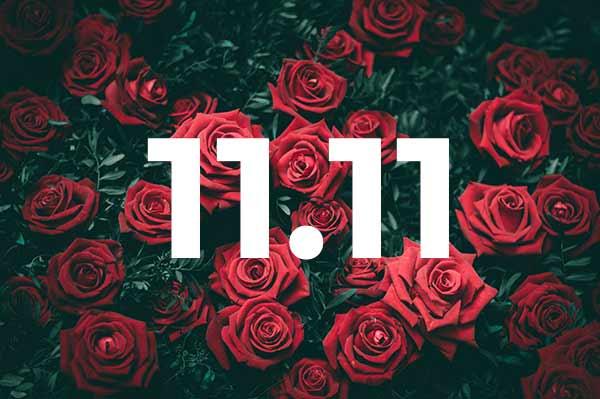 Der Singles' Day: Ein echt besonderer Tag