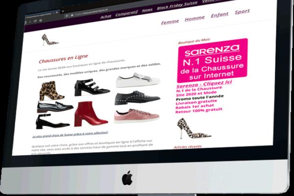 Black Friday Chaussures en ligne