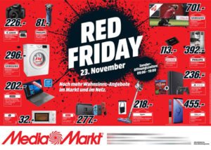 Media markt red Friday Angebote