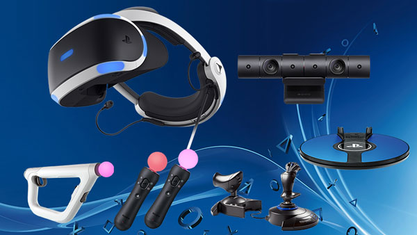 Black Friday Playstation VR Accessories